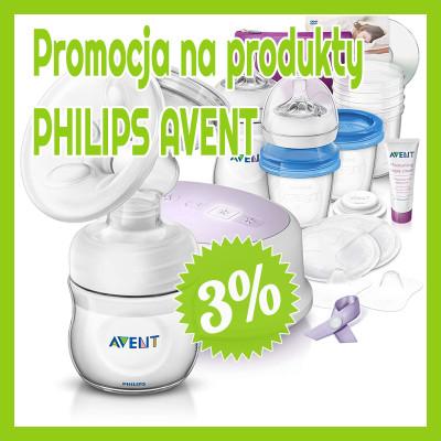 Promocja na produkty Philips AVENT