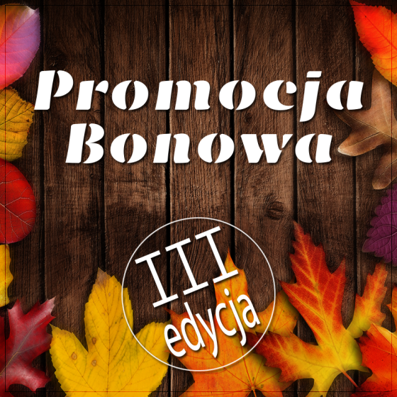 Promocja Bonowa III edycja