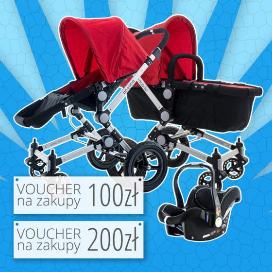 Wózek BoaBao z Voucherem