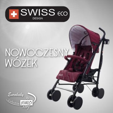 Nowoczesny wózek ECO
